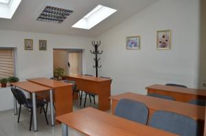 Учебна зала в ИНтер Алианс