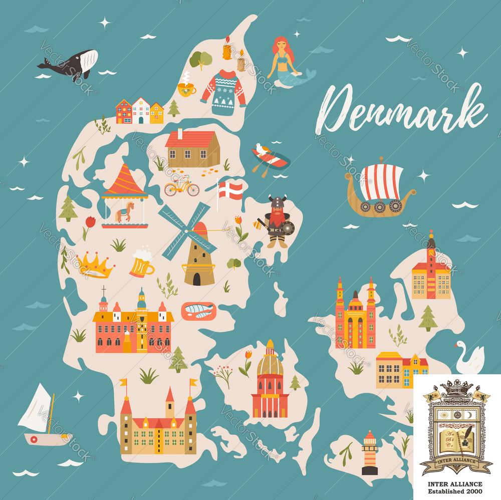 Курс по Датски Език от Ниво A1 до C1 от INTER ALLIANCE