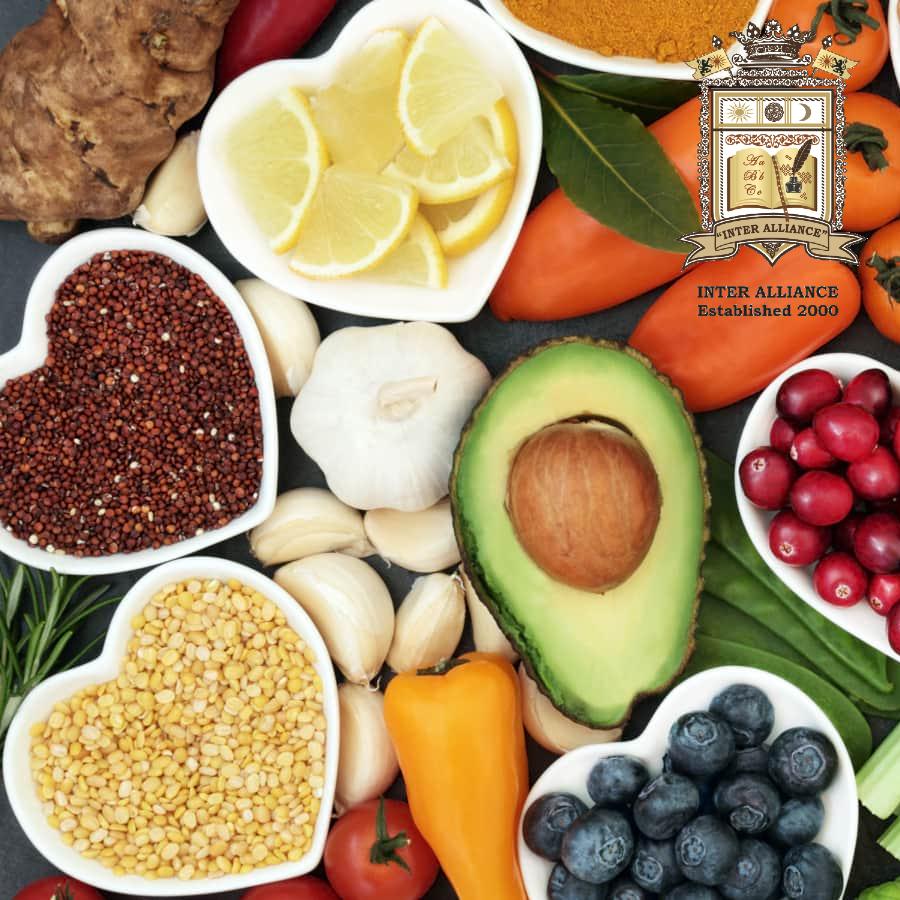 Курс по Здравословно Хранене и Диетика от 1-во до 3-то Ниво от INTER ALLIANCE