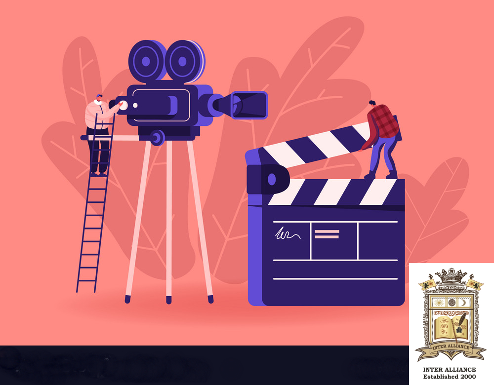 Курс по Кинематография, Видеозаснемане, YouTube, VBOX7 от 1-во до 3-то Ниво от INTER ALLIANCE