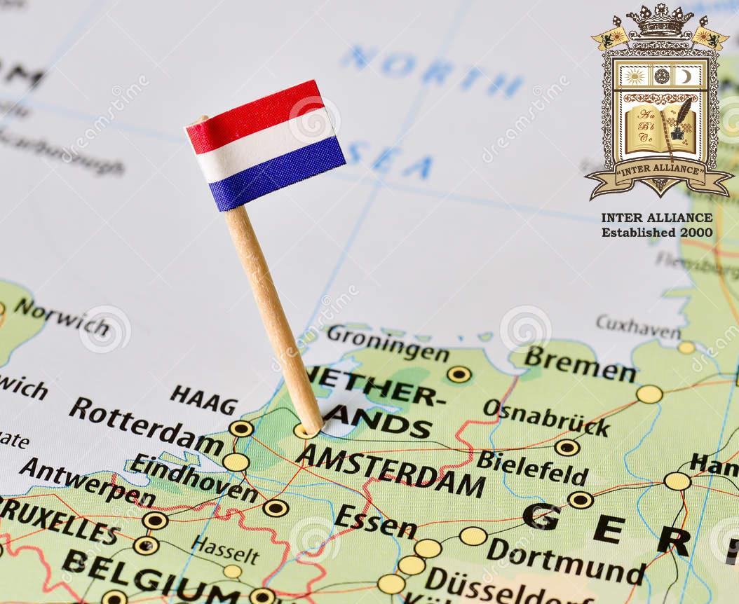 Курс по Холандски / Нидерландски Език от Ниво A1 до C1 от INTER ALLIANCE
