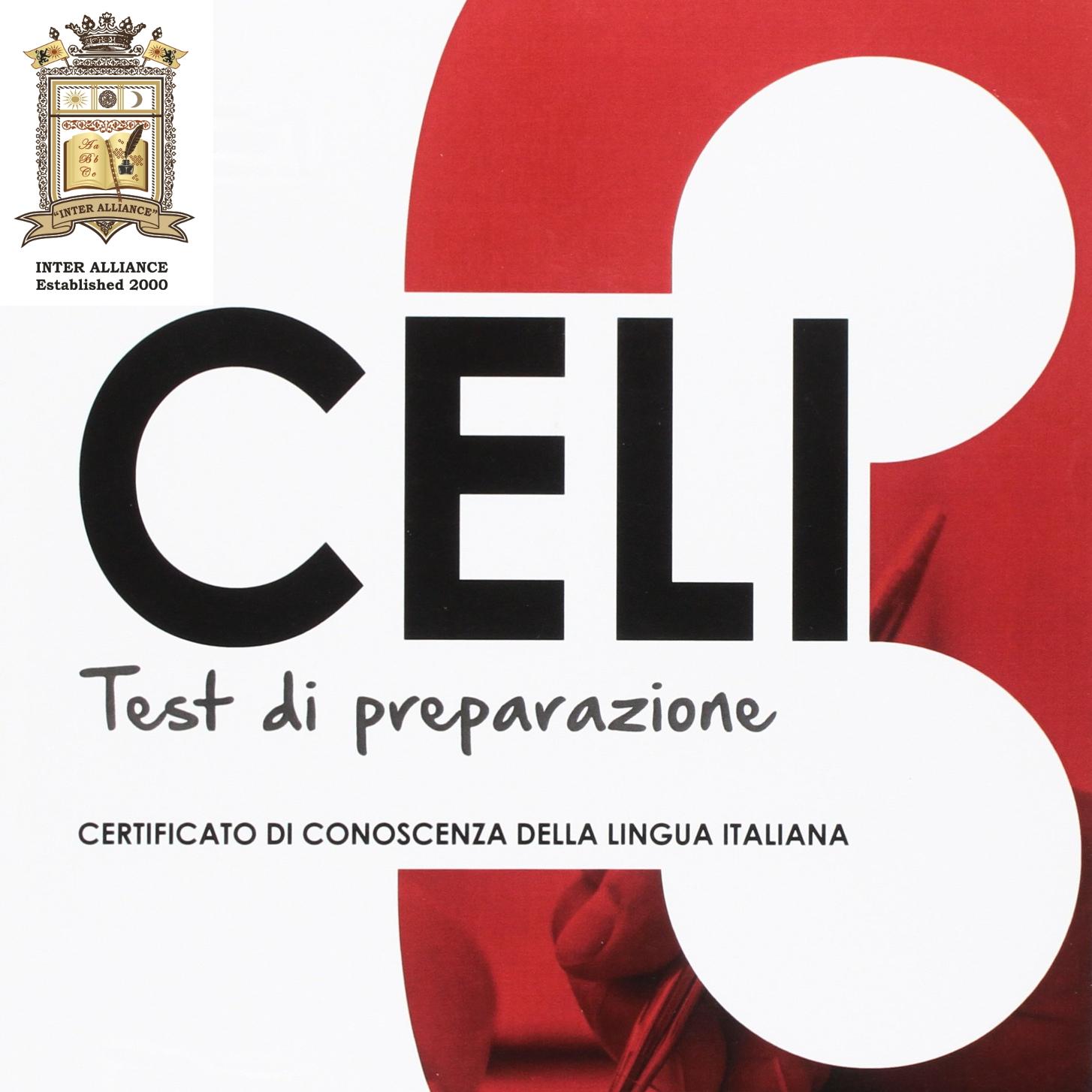 Подготовка за Сертификатни Изпити по Италиански Език - CELI от INTER ALLIANCE