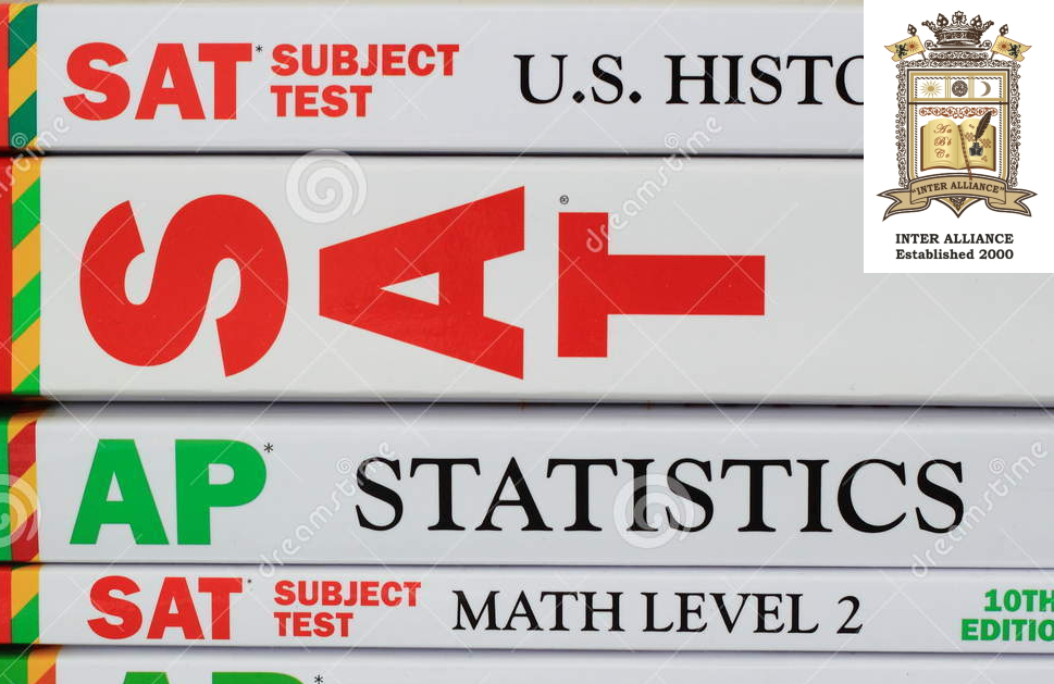 Подготовка за Сертификатни Изпити по Английски Език - SAT -Четене (Critical Reading), Математика (Mathematics) и Писане (Writing) от INTER ALLIANCE