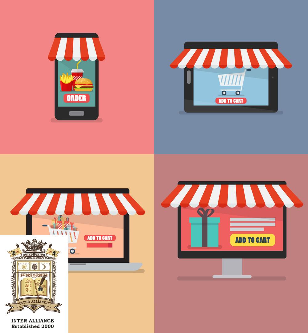 Курс по Управление на Електронен Магазин - Търговия - 2 Модул от 1-во до 3-то Ниво от INTER ALLIANCE