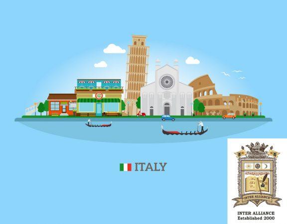 Уроци по Италиански Език за Ученици от INTER ALLIANCE