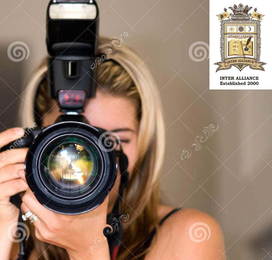 Курс по Фотография - Любители и Напреднали от 1-во до 3-то Ниво от INTER ALLIANCE