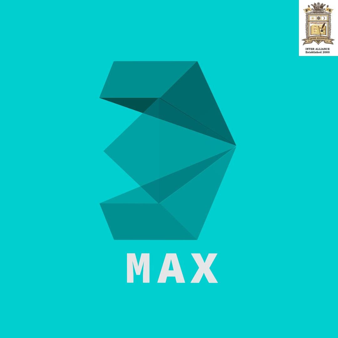 Курс по 3D Studio Max от 1-во до 3-то Ниво от INTER ALLIANCE