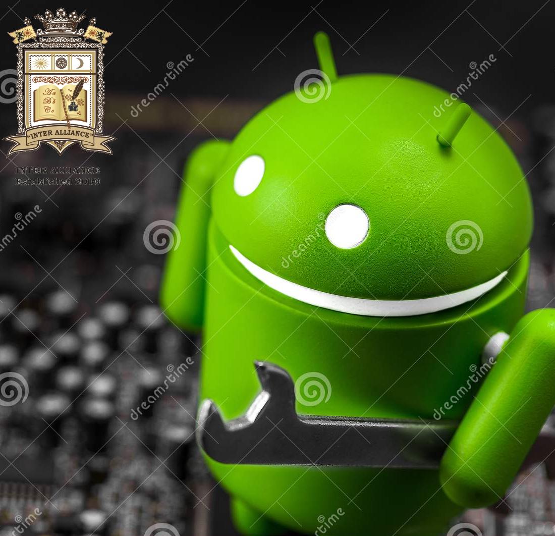 Курс по Android Програмиране от 1-во до 3-то Ниво от INTER ALLIANCE