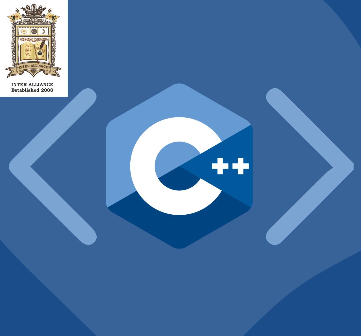 Курс по C++ Програмиране от 1-во до 3-то Ниво от INTER ALLIANCE
