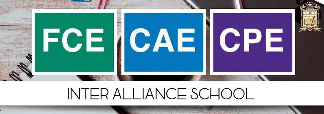 Подготовка за Сертификатни Изпити по Английски Език - FCE, CAE и CPE от INTER ALLIANCE