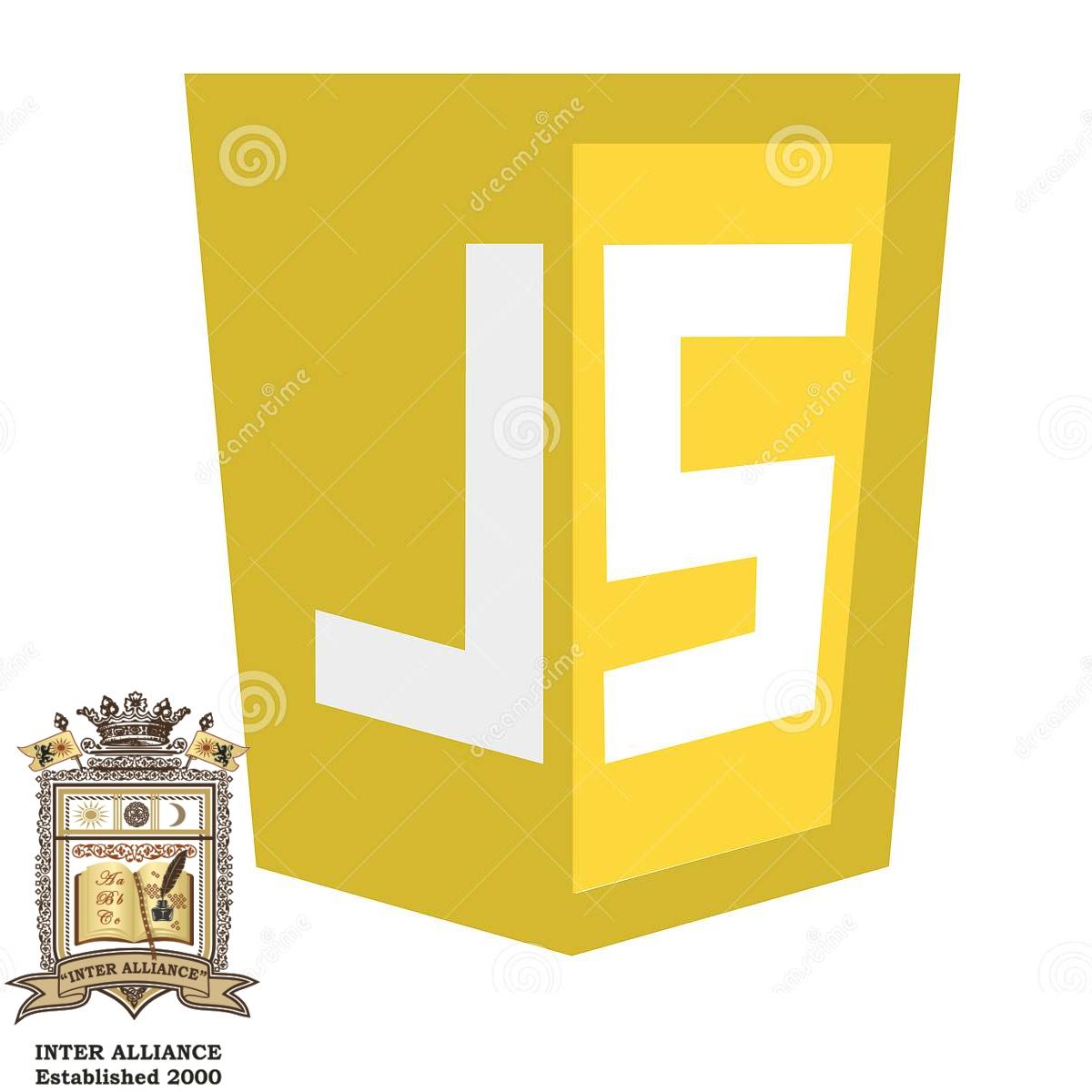 Курс по JavaScript Програмиране от 1-во до 3-то Ниво от INTER ALLIANCE