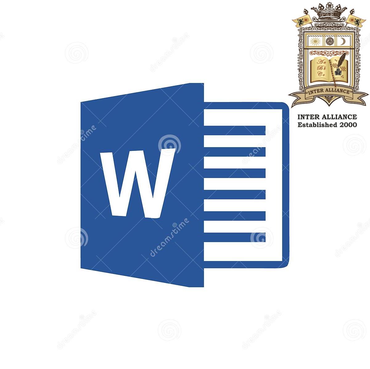 Курс по Microsoft Office Word от 1-во до 3-то Ниво от INTER ALLIANCE