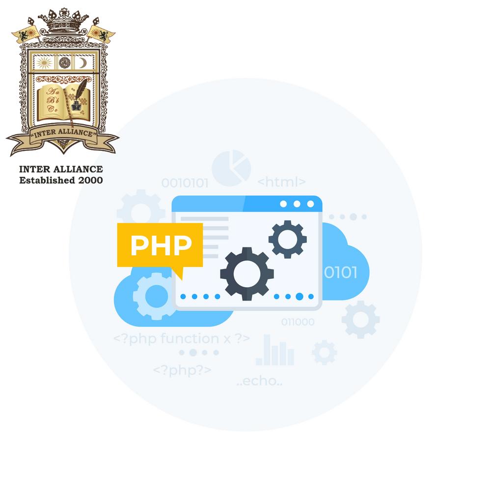 Курс по Web Програмиране с PHP и MySQL от 1-во до 3-то Ниво от INTER ALLIANCE