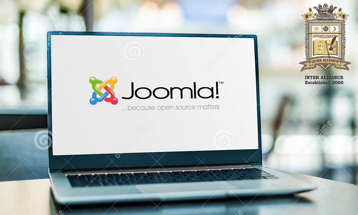 Курс по Web Дизайн с Joomla от 1-во до 3-то Ниво от INTER ALLIANCE
